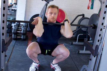Fat loss specialists, weight loss specialists, conditioning specialists, front squat