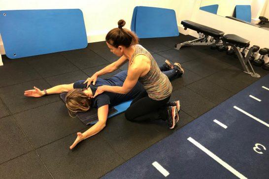 Posture drills