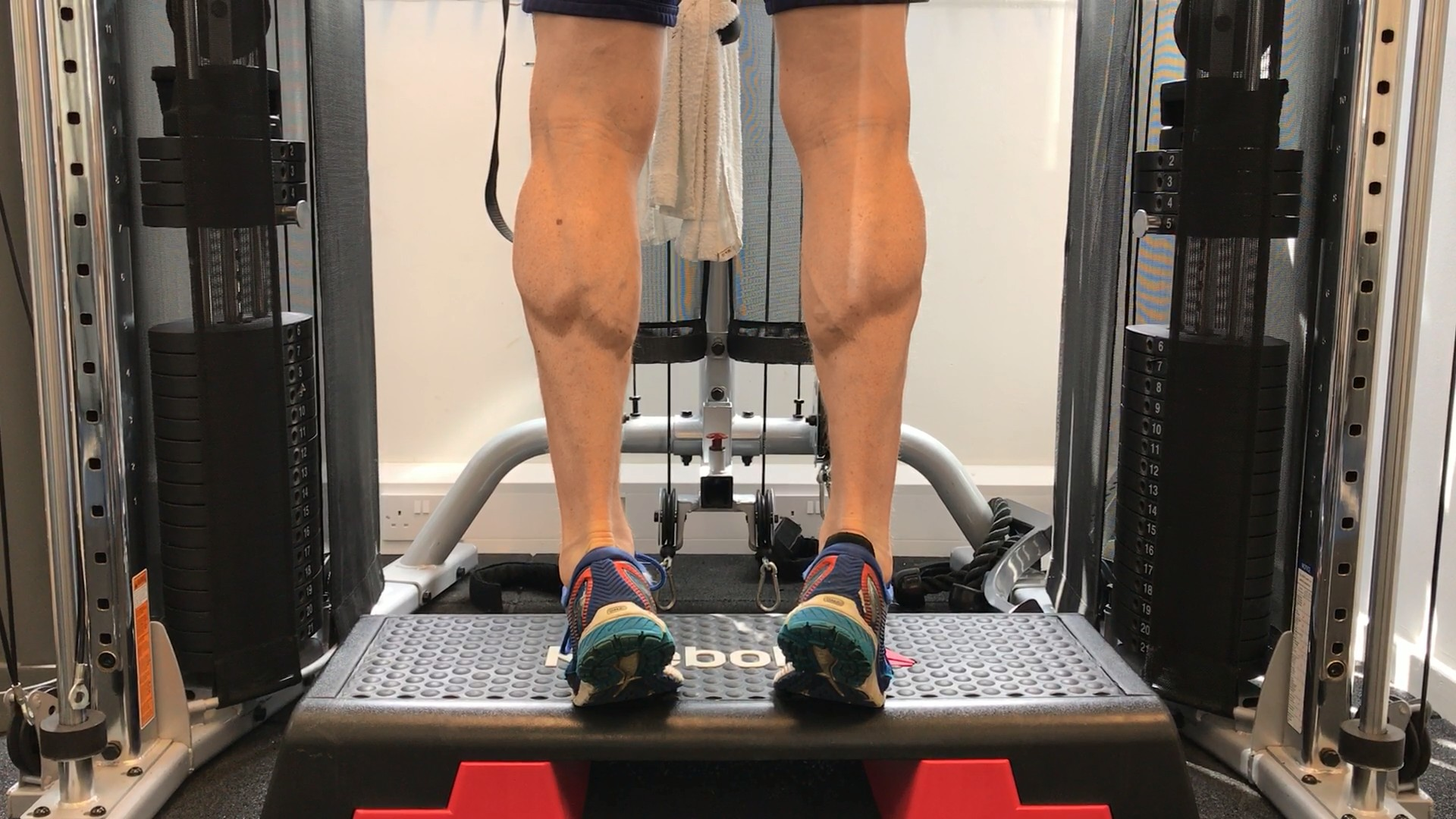 Top 5 best calf exercises- standing heel raises
