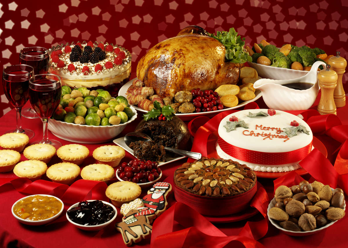Do you know your Christmas Calorie Count? Traditional Christmas food can be stuffed with calories!