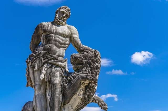 statue of a greek god, what is functional training